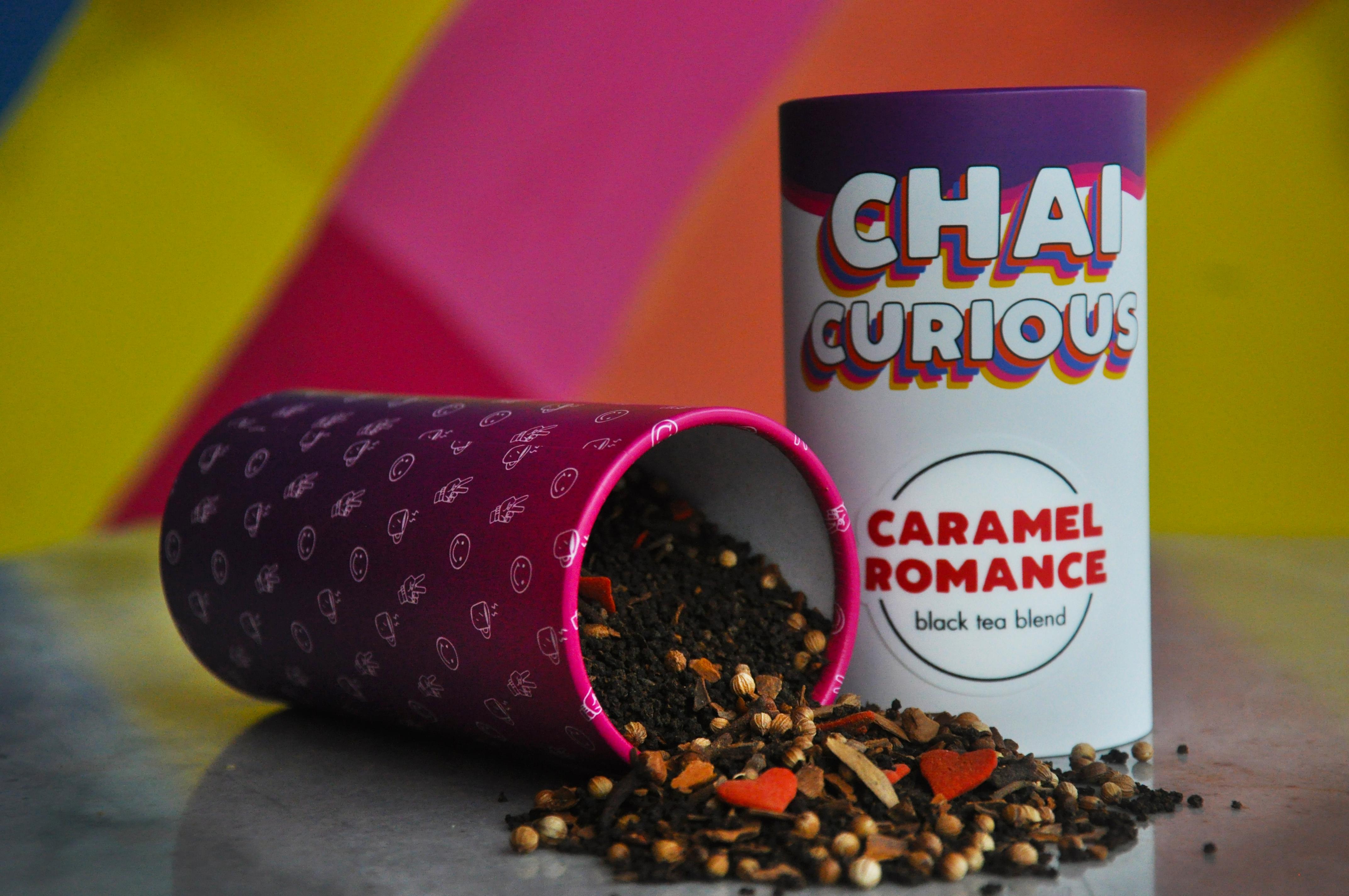 caramel romance tea