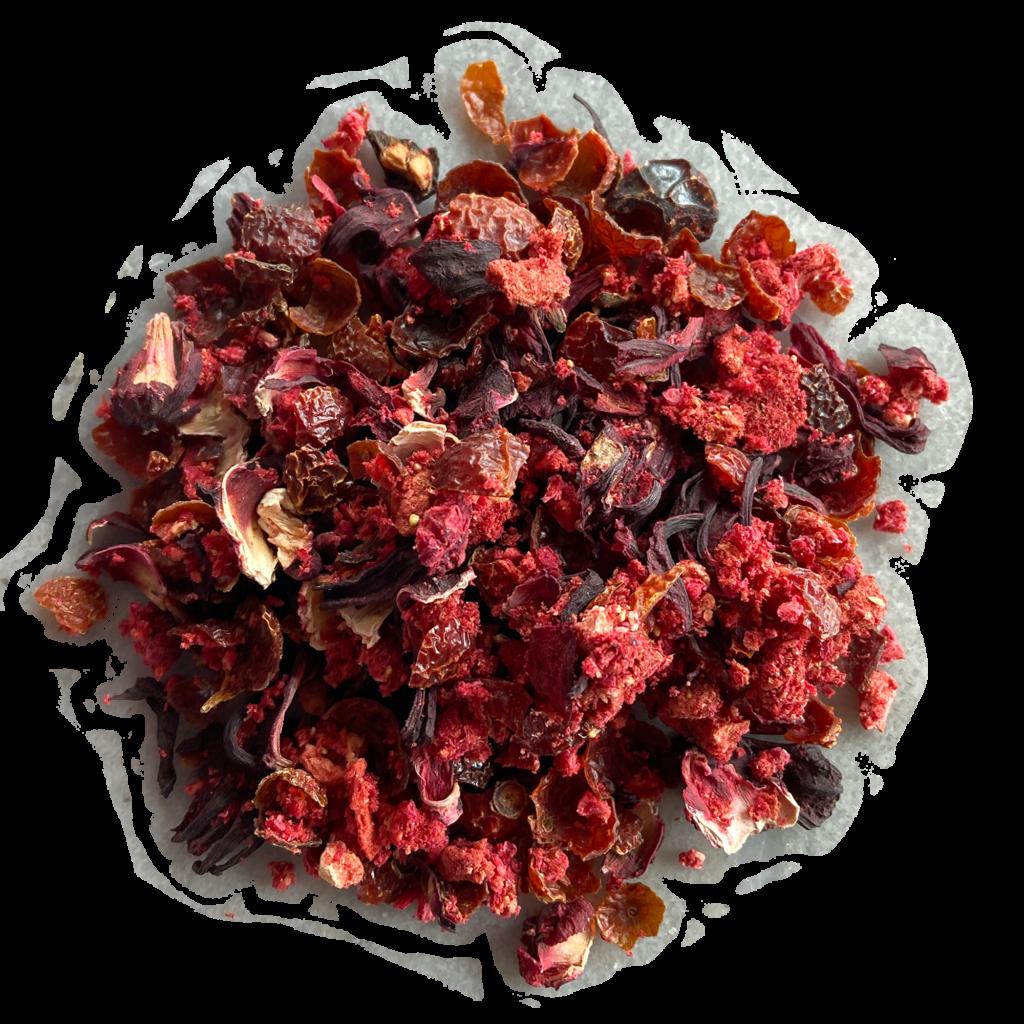 Blossom Berry Loose Leaf Tea
