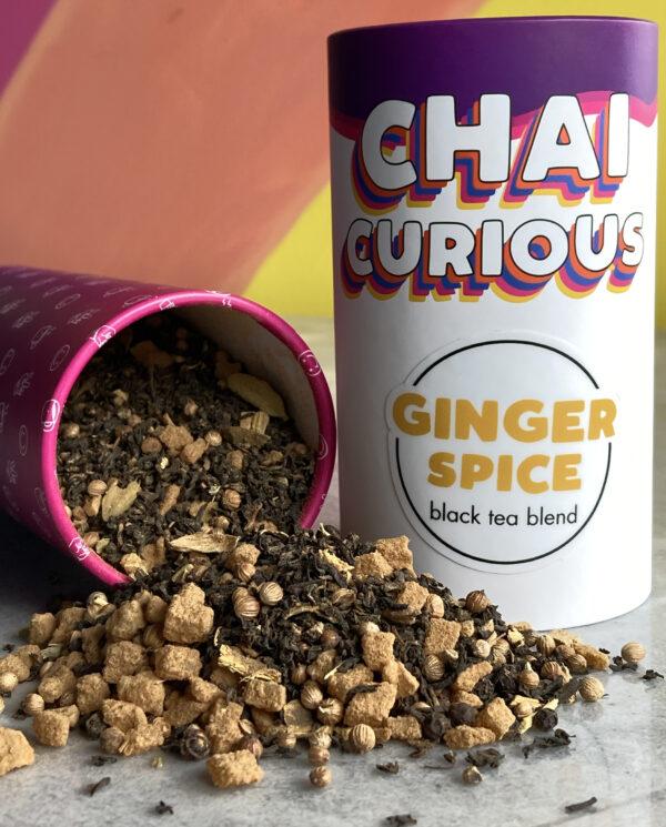 Ginger Spice Loose Leaf Tea